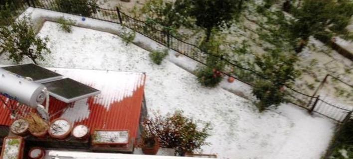 Ο καιρός τρελάθηκε -Η «Μέδουσα» σαρώνει τη χώρα, έφθασε στην Αθήνα -Οι ζημιές που άφησε πίσω