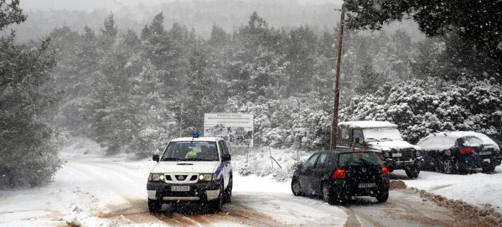 Κακοκαιρία σε ολόκληρη τη χώρα, Φωτογραφία Αρχείου: Eurokinissi