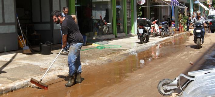 Σε κατάσταση έκτακτης ανάγκης κηρύχθηκαν οι πληγείσες περιοχές της Μεσσηνίας και ο δήμος Θερμαϊκού