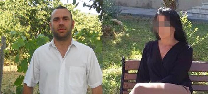 ο 38χρονος αστυνομικός και η σύζυγος του γιατρού/Φωτογραφία: Facebook
