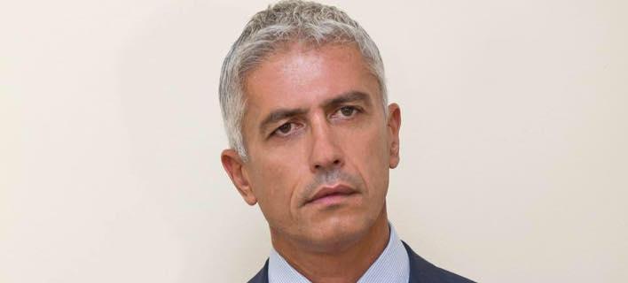 Ο πρόεδρος της Ενωσης Αστυνομικών Υπαλλήλων Ν/Α Αττικής Γιώργος Καλλιακμάνης