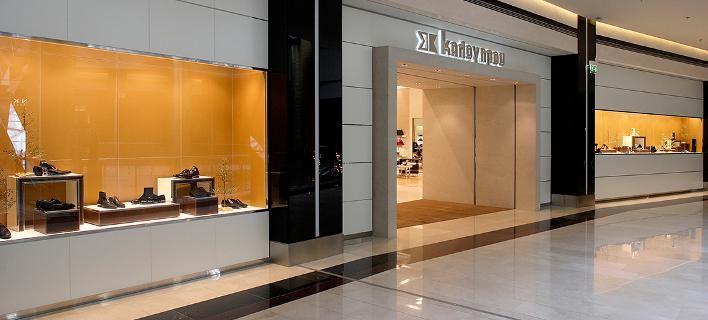 Λουκέτο σε δύο καταστήματα Καλογήρου -Εκλεισαν σε Golden Hall και Mall