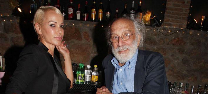 Νατάσα Καλογρίδη & Αλέξανδρος Λυκουρέζος (Φωτογραφία: NDPphoto)