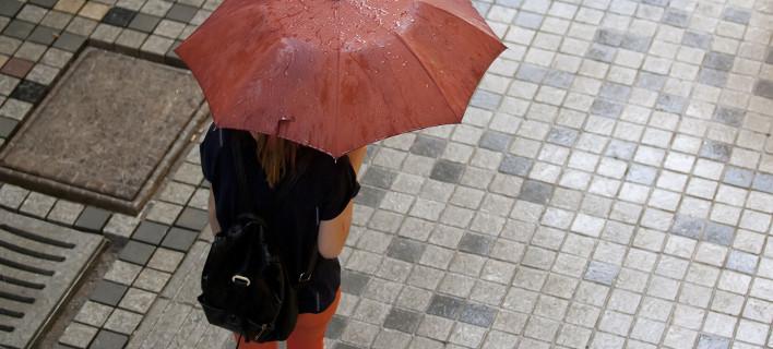 Εκτακτο δελτίο επιδείνωσης καιρού: Βροχές και χαλάζι σήμερα