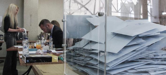 Μαζί ευρωεκλογές και αυτοδιοικητικές εκλογές τον Μάιο του 2019 / Eurokinissi/ΔΗΜΗΤΡΟΠΟΥΛΟΣ ΣΩΤΗΡΗΣ