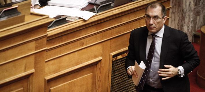 Ο Δημήτρης Καμμένος (Φωτογραφία: EUROKINISSI/ΓΙΩΡΓΟΣ ΚΟΝΤΑΡΙΝΗΣ)