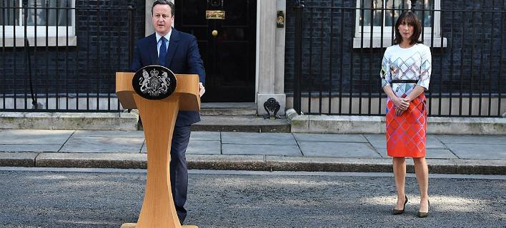 Η Βρετανία επέλεξε Brexit: Ο Κάμερον παραιτείται, αποχωρεί τον Οκτώβριο