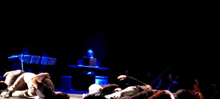 Ανατριχιαστικό βίντεο: Καμικάζι ανατινάσσεται σε θεατρική παράσταση σχολείου