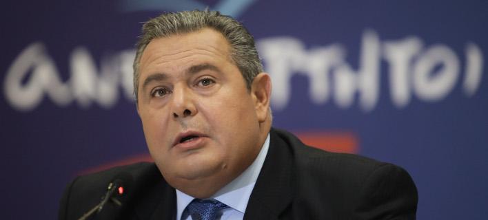 Καμμένος για τις καταγγελίες δωροδοκιών στην ΠΓΔΜ: «Οποιος συμμορφώνεται παίρνει 2 εκατ. ευρώ -Ντρέπομαι!»