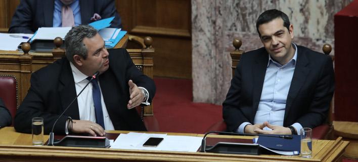 Mαξίμου σε Καμμένο: Aσκοπη η εμπλοκή του ΠτΔ στη Συμφωνία των Πρεσπών
