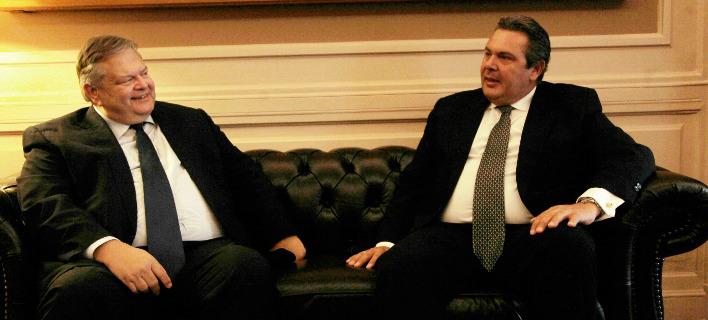 ΠΑΣΟΚ κατά Καμμένου για τη συνεκμετάλλευση του Αιγαίου: Δείξτε στοιχειώδη σοβαρότητα