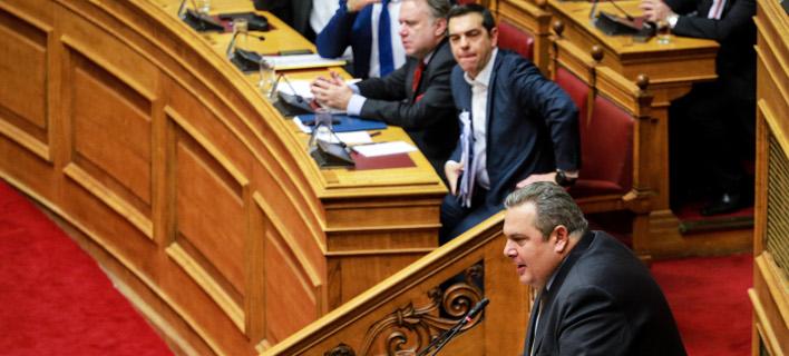 Φοβάται αποκαλύψεις Καμμένου η κυβέρνηση -Εντονο παρασκήνιο και συσκέψεις