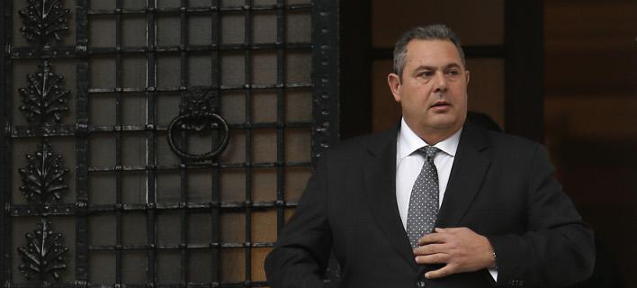 Πρόταση νόμου για δωροληψία υπουργών κατέθεσε ο Π. Καμμένος -Φωτογραφία: Intimenews/ΛΙΑΚΟΣ ΓΙΑΝΝΗΣ