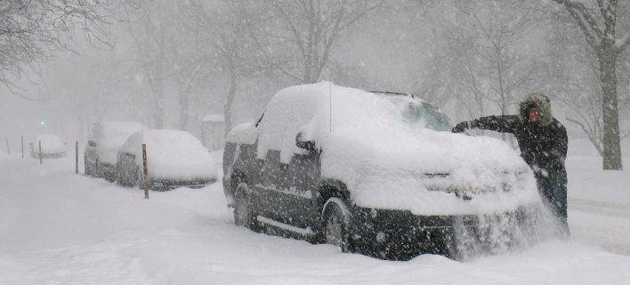Καναδάς: Πολικό ψύχος με θερμοκρασίες στους -40 βαθμούς
