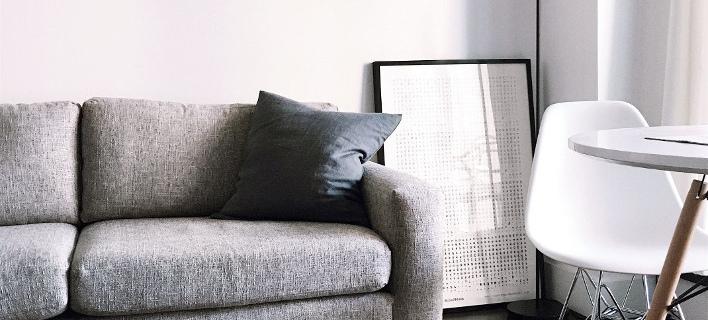 Ενα ζεστό καθιστικό/ Φωτοραφία: Unsplash