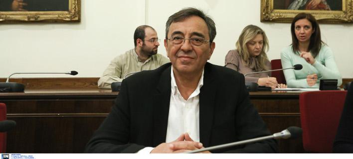 Ο διοικητής του ΕΤΕΑΕΠ, Θανάσης Καποτάς/ Φωτογραφία: Eurokinissi