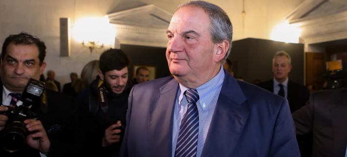 Ο Κώστας Καραμανλής (Φωτογραφία: IntimeNews/ΣΤΕΦΑΝΟΥ ΣΤΕΛΙΟΣ)