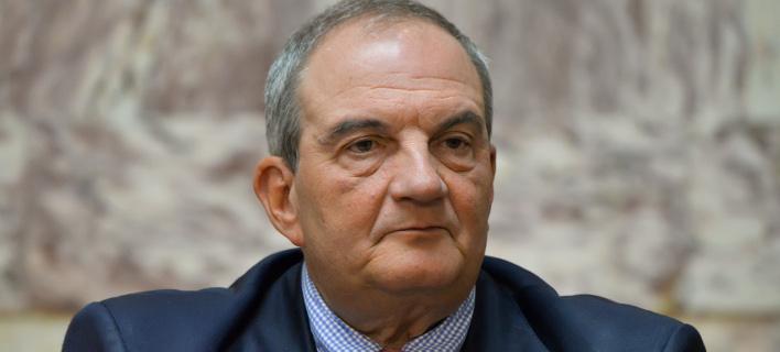 Ο Καραμανλής διαψεύδει την «διαρροή» -«Το μόνο που έχω πει είναι ότι δεν υφίσταται μακεδονικό έθνος»