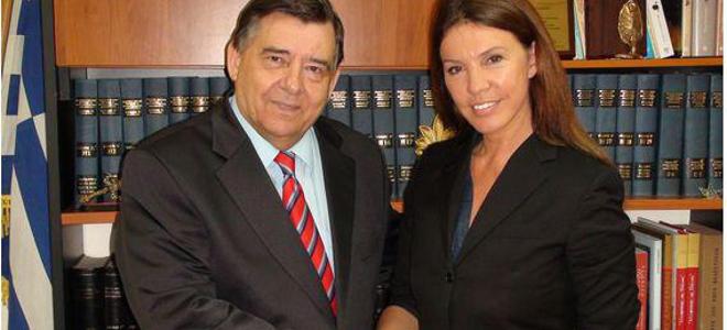 Βάνα Μπάρμπα, β' Αθηνών, κόμμα, ΛΑΟΣ, υποψήφια βουλευτής, Γιώργος Καρατζαφέρης,