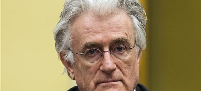 Αθώος ο Κάρατζιτς για γενοκτονία σε Σερβία και Βοσνία