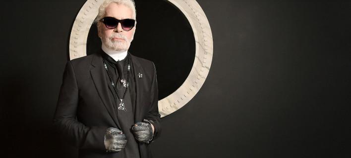 Karl Lagerfeld, Φωτογραφίες: carpentersworkshopgallery.com