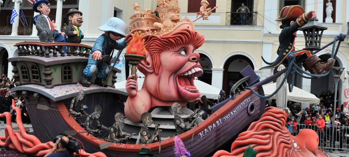 Ξεκινά σήμερα το Πατρινό Καρναβάλι. Φωτογραφία: Intime