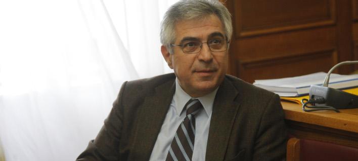 Ο Μιχάλης Καρχιμάκης (Φωτογραφία: EUROKINISSI/ ΧΡΗΣΤΟΣ ΜΠΟΝΗΣ)
