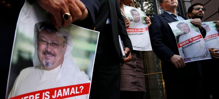 Στην Τουρκία αντιπροσωπεία από τη Σαουδική Αραβία/Φωτογραφία: AP