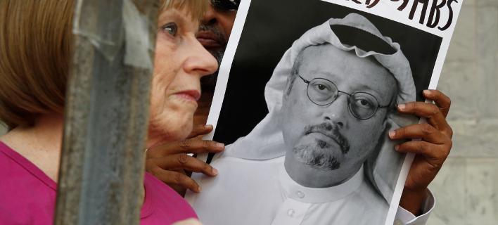 Τζαμάλ Κασόγκι/Φωτογραφία: AP