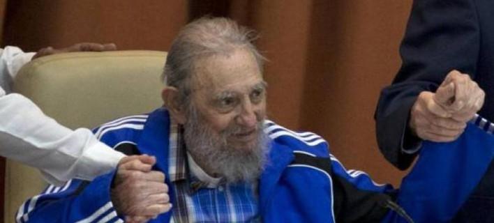 Ο Φιντέλ Κάστρο αποχαιρετά: Θα πεθάνω, αλλά φροντίστε να μείνουν οι ιδέες μου