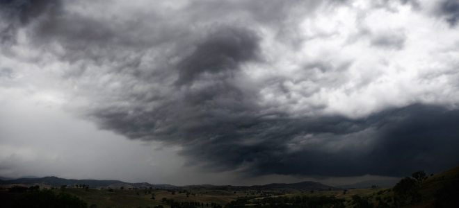 Έκτακτο δελτίο επιδείνωσης καιρού - Έντονες βροχές και καταιγίδες τις επόμενες μ