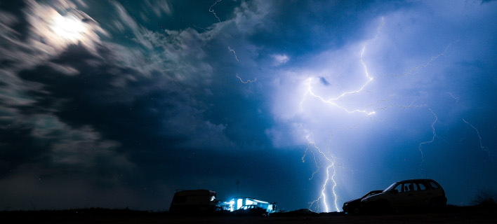 Καταιγίδα / Φωτογραφία: Intimenews/ΤΟΣΙΔΗΣ ΔΗΜΗΤΡΗΣ