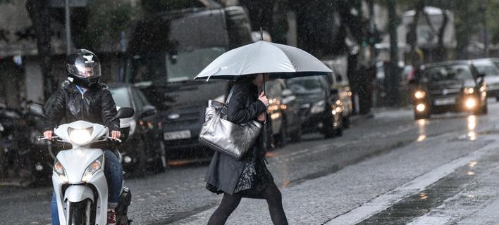 καταιγίδα/Φωτογραφία: IntimeNews