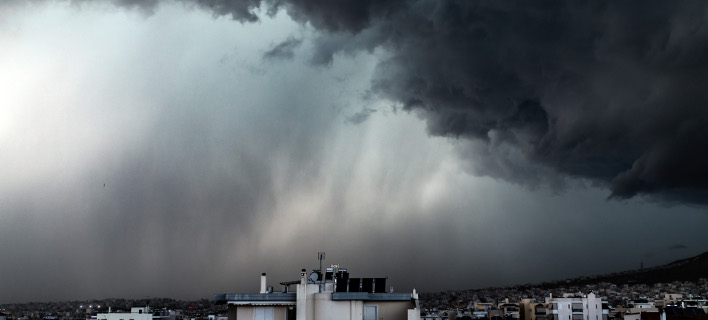 Καταιγίδες προβλέπει για το Σάββατο ο Γ. Καλλιάνος/Φωτογραφία αρχείου: Intimenews