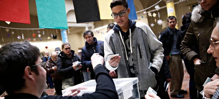 Περιφερειακές εκλογές της Καταλονίας, Βαρκελώνη(Φωτογραφία: Credit: Alexandros Michailidis / SOOC)