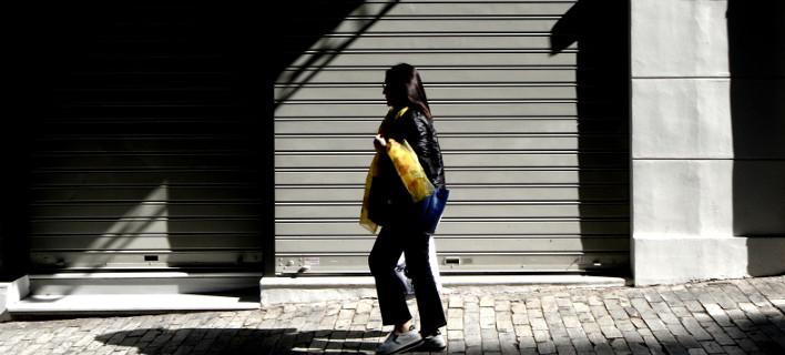 Περικοπές στα έξοδά τους συνεχίζουν να κάνουν επτά στους δέκα καταναλωτές/Φωτογραφία: Eurokinissi