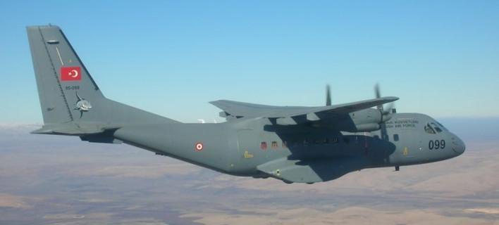Τουρκικές προκλήσεις στο Αιγαίο τη νύχτα -Διπλή υπέρπτηση «κατασκοπευτικού» αεροσκάφους πάνω από τη νησίδα Παναγιά