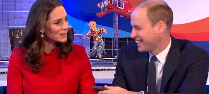 Κέιτ Μίντλεντον και πρίγκιπας Γουίλιαμ «έσπασαν» την παράδοση -Και ίσως φταίει η Μέγκαν Μαρκλ [βίντεο]