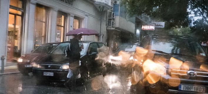 Πού θα χτυπήσει η κακοκαιρία την Τρίτη -Ισχυρές καταιγίδες και θυελλώδεις άνεμοι