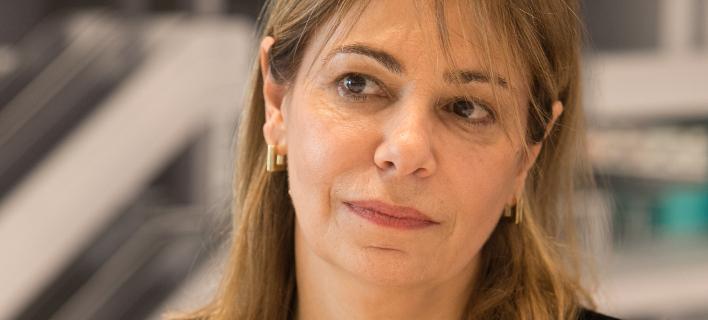 Η Διευθύντρια του Εθνικού Μουσείου Σύγχρονης Τέχνης Κατερίνα Κοσκινά