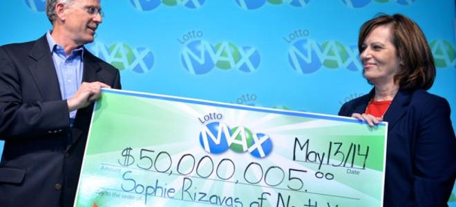 Ελληνίδα καθαρίστρια στον Καναδά έγινε πλούσια -Κέρδισε 50 εκατ. στο Λόττο