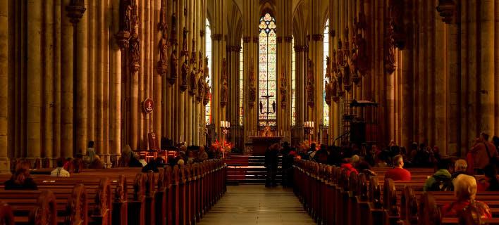 Καθολική εκκλησία/Φωτογραφία: pexels