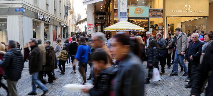 αύξηση του κατώτατου μισθού ανακοίνωσε η κυβέρνηση/Φωτογραφία: Eurokinissi