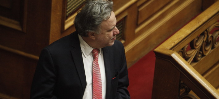 Τα έψαλαν στον Κατρούγκαλο σε εκδήλωση του ΣΥΡΙΖΑ: «Ούτε η Δεξιά δεν ψήφισε τέτοιους νόμους» [βίντεο]