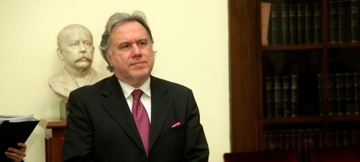 Ο αναπληρωτής υπουργός Εξωτερικών Γιώργος Κατρούγκαλος/Φωτογραφία: Eurokinissi