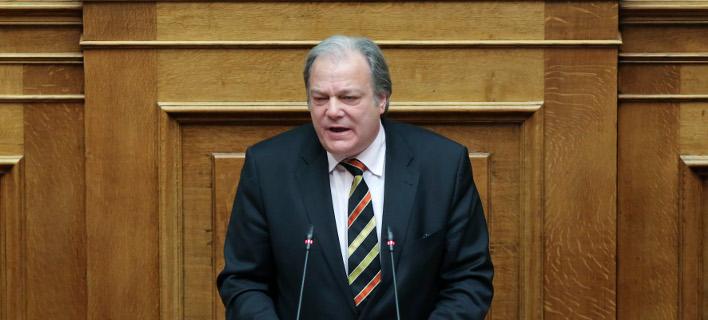 Ο βουλευτής των ΑΝΕΛ Κ. Κατσίκης -Φωτογραφία: Intimenews