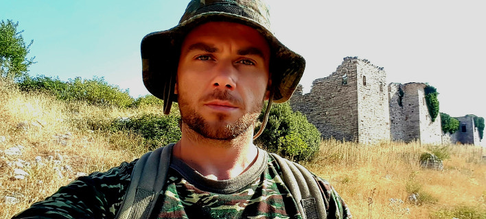 Ο 35χρονος Κωνσταντίνος Κατσίφας/Φωτογραφία: Facebook