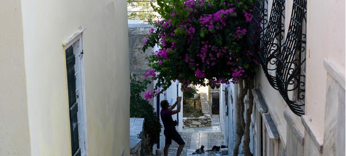 Καλοκαιρινός ο καιρός /Φωτογραφία: Intime News-Παναγιωτόπουλος Νίκος