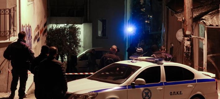 δολοφονία στην Καβάλα/Φωτογραφία: IntimeNews