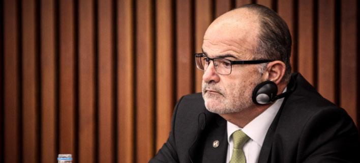 Φωτογραφία: Ο πρόεδρος της ΓΣΒΕΕ, Γιώργος Καββαθάς/Eurokinissi